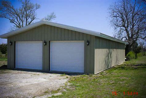 diy metal garage do it yourself steel garage kit 30 x30 x10 excel metal