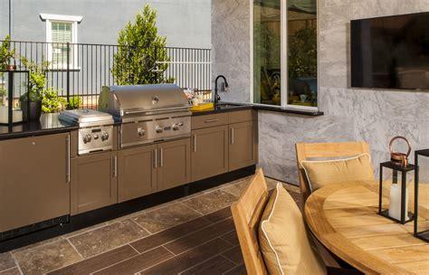 Outdoor Kitchen Sink Cabinet