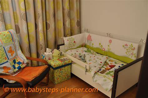 chambre bébé 2 ans cuisine chambre bã bã garã on ans photos hunoline déco