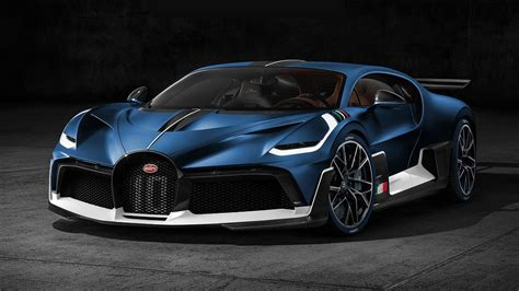 6.350.000 euros vat excluded price with french vat (20%) : Bugatti Divo 2019 Model - Bugatti Cars Review Release Raiacars.com