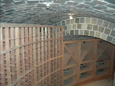 basement wine cellars how to build construct and