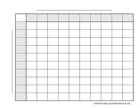 bowl pool template football squares bowl squares play football all basketball scores info