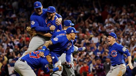 cubs   year wait  world series title