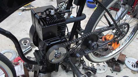 Board Track Bike Kit Electric
