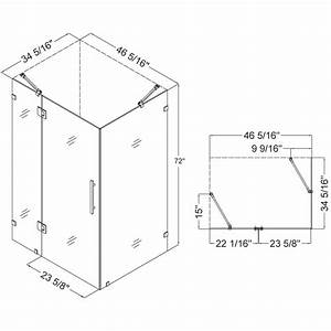 Shower Stall Dimensions Roselawnlutheran