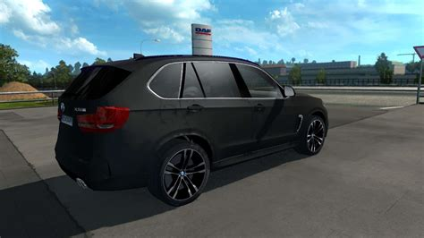 Mod Bmw X5 Truck Simulator 2 by Dealer Fix 1 33 For Bmw X5 Car Mod Ets2 Mod