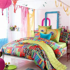 Beautiful, Gypsy, Style, Bedding, And, Bedroom