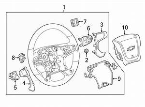 2014 Gmc Sierra 1500 Denali Cover  Trim  Steering  Wheel  Synthesis