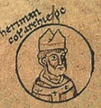 Herman II (archbishop of Cologne) - Wikipedia