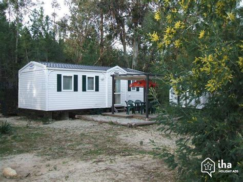corsica rentals in a mobile home for your vacations with iha