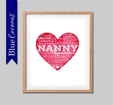 19 best thank you nanny gifts images on pinterest gifts