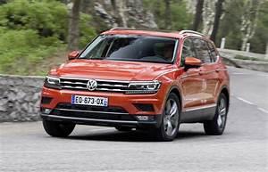 Volkswagen Tiguan 7 Places : vw tiguan allspace 7 c 39 est mieux actu auto ~ Medecine-chirurgie-esthetiques.com Avis de Voitures