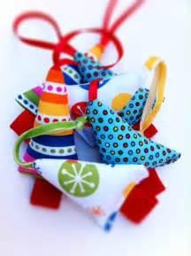 free sewing pattern christmas mini tree ornaments