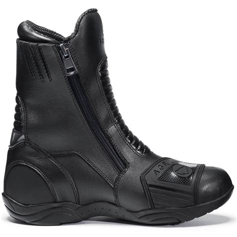 short motorbike boots agrius echo motorcycle boots motorbike short ankle dual
