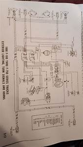 1966 F100 Instrument Cluster Wire Diagram