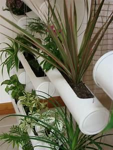 Jardiniere Interieur : d coration v g tale le rideau v g tal jardiniere d ~ Melissatoandfro.com Idées de Décoration