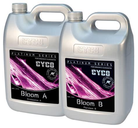 cyco nutrient bloom ab glandore hydroponics hydro