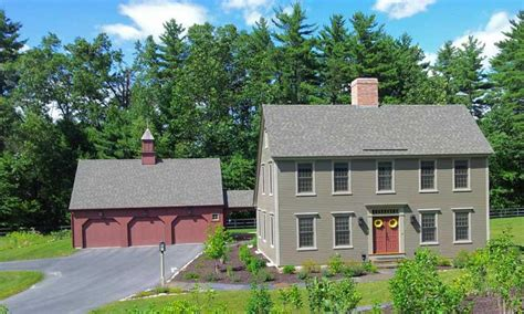 colonial saltbox home plans  england colonial house plans colonial saltbox house plans