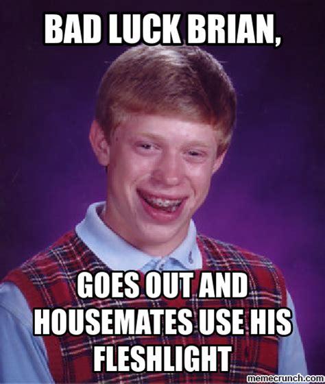 Awful Memes - bad luck brian