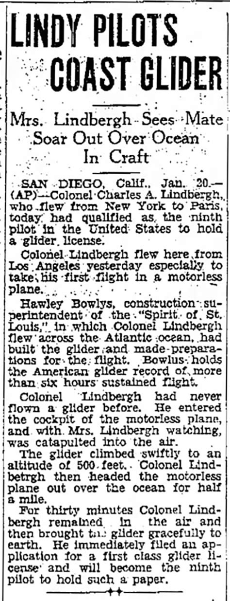 SCVHistory.com LW3024 | Lebec | Charles Lindbergh Dines