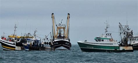 French Fishing Boat Attack by Return Of The Scallop Wars French Seize Uk Fishing Boat