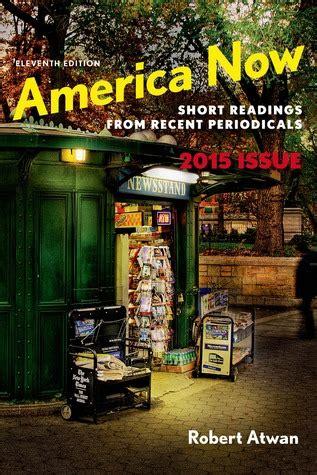 america  short readings   periodicals