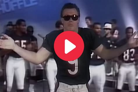 The Chicago Bears 'super Bowl Shuffle How It Began