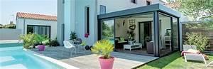Prix Veranda Rideau : veranda gustave rideau n 1 de la v randa aluminium en france ~ Premium-room.com Idées de Décoration