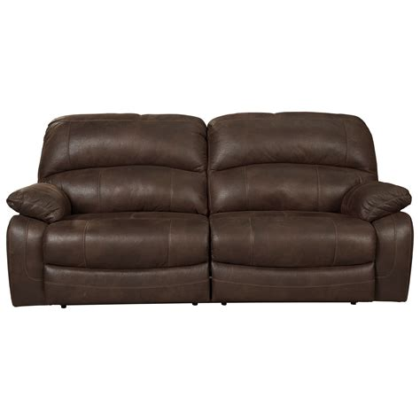 ashley furniture reclining sofa signature design by ashley zavier 2 seat reclining power