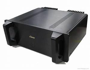 Classe Audio Ca-150 - Manual - Power Amplifier