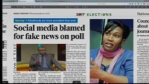 Power Breakfast: Social media big on spread of fake news ...