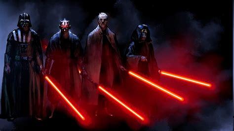 Darth Vader Hd Wallpaper Star Wars Sith Darth Vader Darth Maul Darth Sidious Count Dooku Wallpapers Hd Desktop And