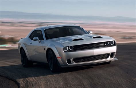 2019 Dodge Challenger Srt Hellcat Redeye Debuts With 797hp