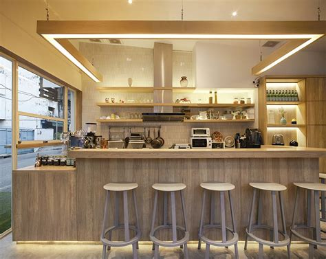 party space design creates  simple common room cafe