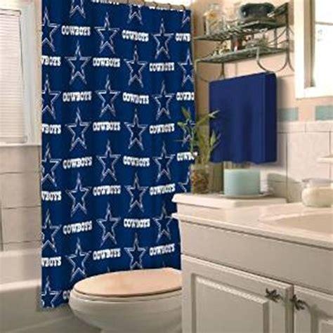 cowboys shower curtains dallas cowboys shower curtain