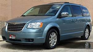 2008 Chrysler Town  U0026 Country Touring
