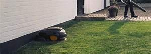 Robot Tondeuse 1000m2 : mcculloch robot tondeuse mc culloch rob 1000 pas cher ~ Premium-room.com Idées de Décoration