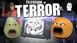 Annoying Orange - Tv Of Terror