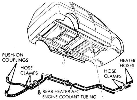 repair guides auxiliary heaterair conditioner refrigerant lines autozonecom