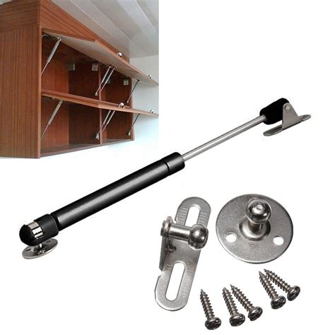 gas lift cabinet hinges 100n hydraulic gas strut lift support hinges for kitchen
