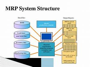 Mrp Structure