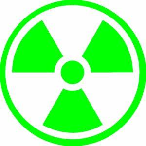Green Radioactive Symbol ClipArt Best