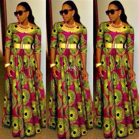modele robe africaine moderne les robes droites longues le pagne dans toute sa wax robe droite longue robe