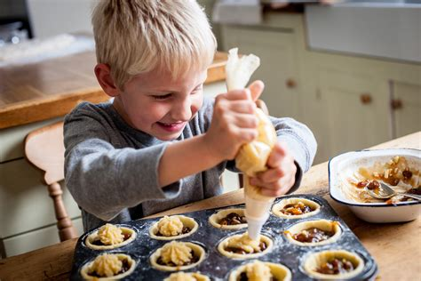 New Kids Cooking App Perfect For Winter And Xmas From