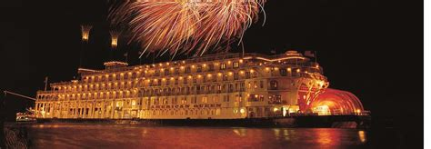 Steamboat Company by American Queen Steamboat Company Moves To Expand