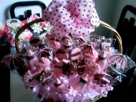 Items Similar To Baby Shower Chocolate Lollipop Display