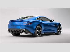 Aston Martin Vanquish S – Asphaltech