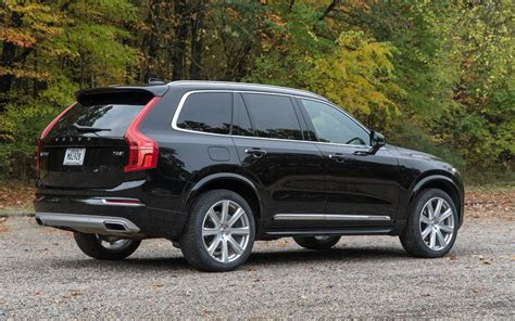 Comparison  Volvo Xc90 T8 Excellence Twin Engine Hybrid