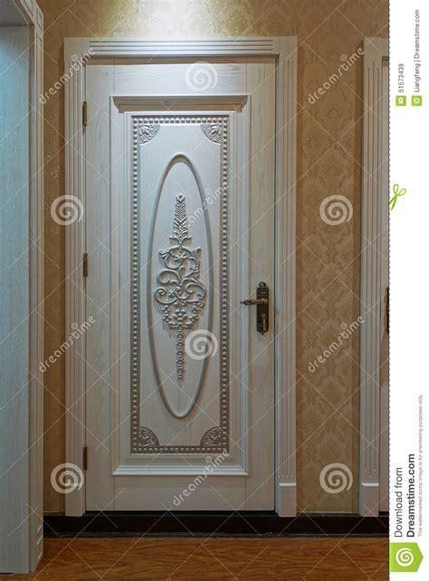 Wooden Door Stock Photo  Image 51573439