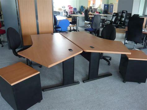 bureau préfabriqué occasion occasion mobiliers de bureau bureau angle déporté d 39 occasion